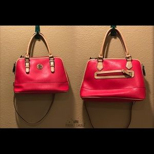 Giani Bernini Satchel Bag, created for Macy's.